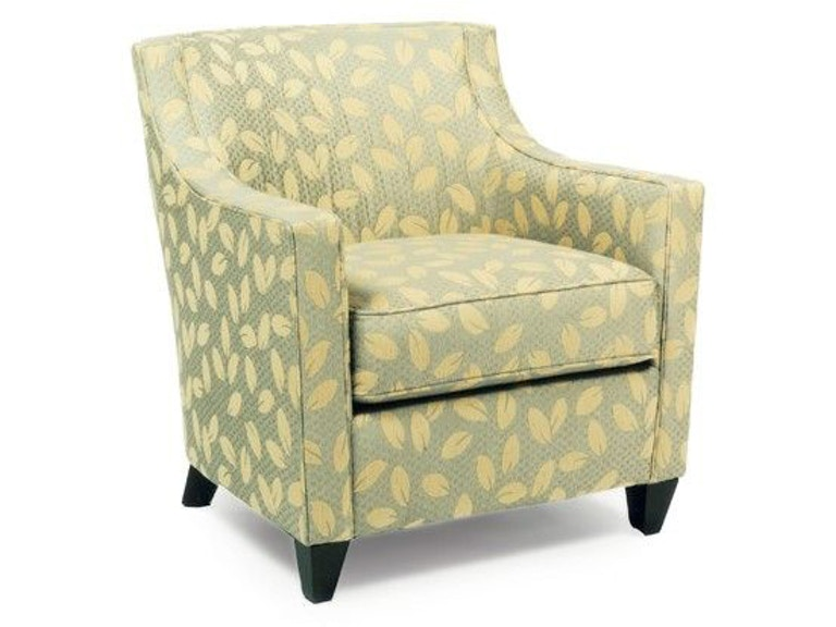 Precedent Furniture Living Room Rona Chair 2107 C1 Toms Price