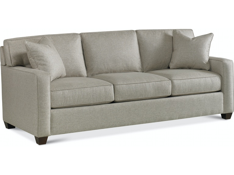 Precedent Furniture 2145 S2 Three Cushion Sofa Interiors Home