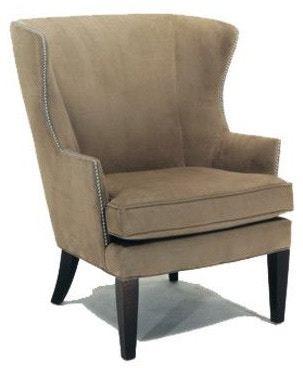 upholstered chairs living room precedent furniture living room upholstered wing chair 17239