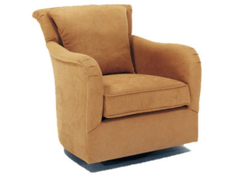 Precedent Furniture Living Room Swivel Chair 2557 C3 Louisiana