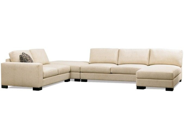 Precedent Furniture Living Room Jake Sectional 2665