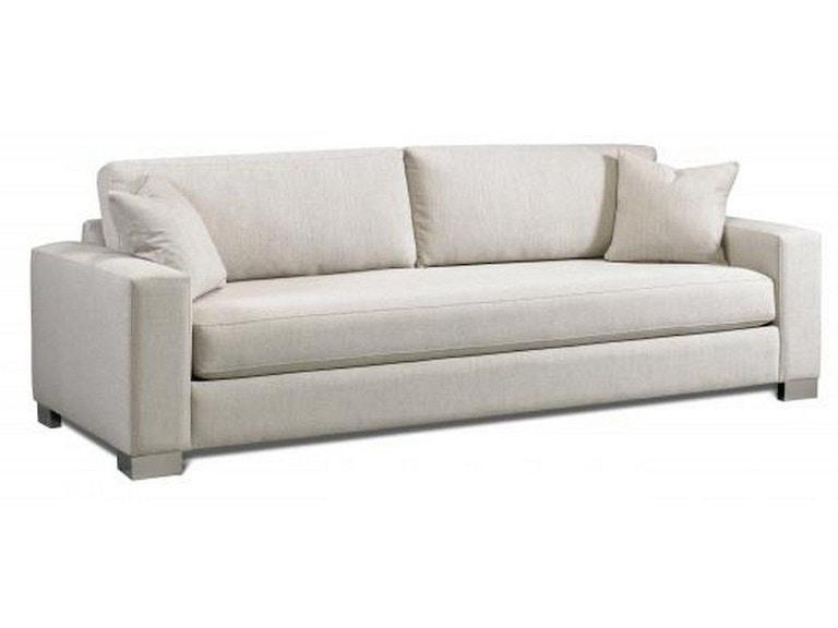 Precedent Furniture Living Room Connor Long Sofa 2667 S3 Elite