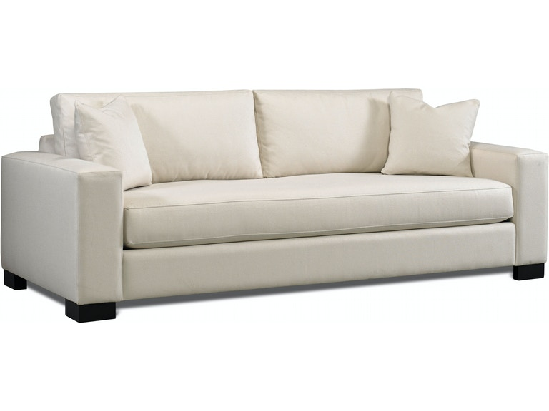 Precedent Furniture Living Room Connor Mid Length Sofa Sku 2667 S2 Is Available At Hickory Mart In Nc And Nationwide