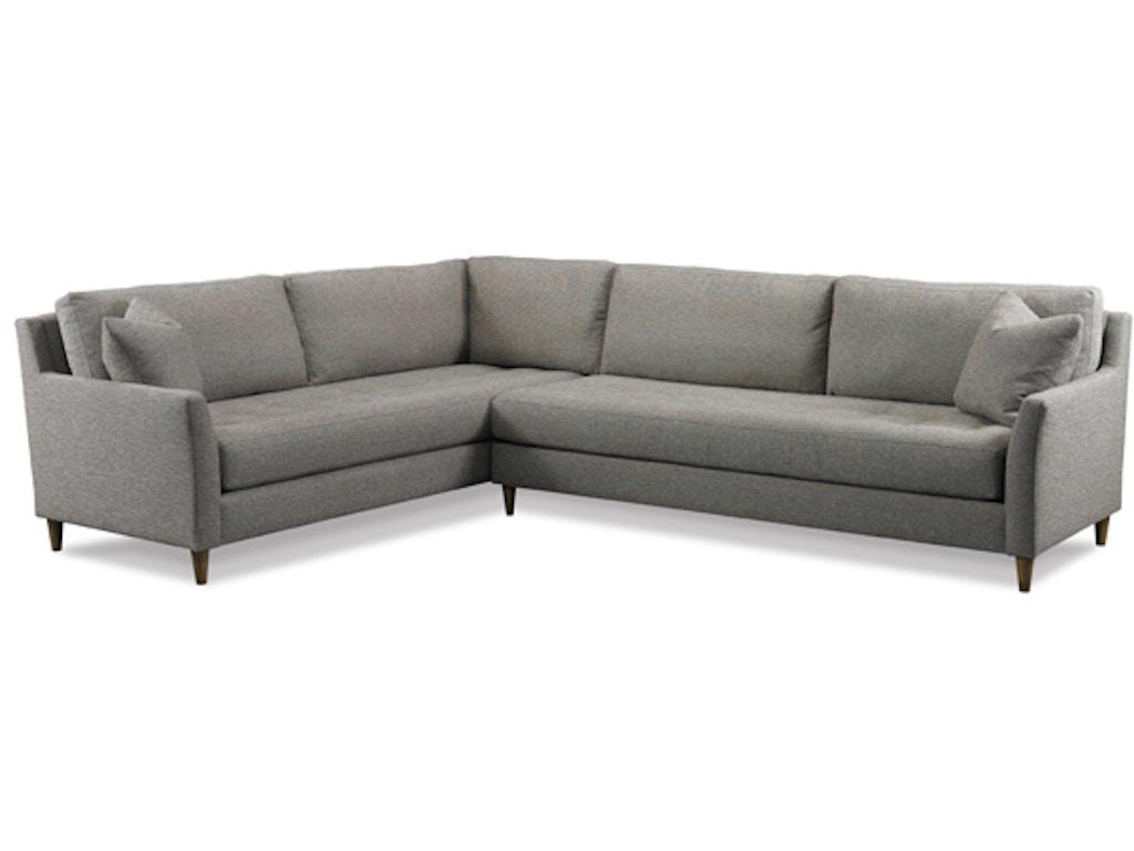 Precedent Furniture Living Room Austin Sectional 3171