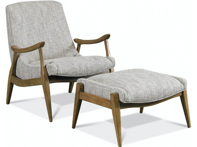 Precedent Furniture Living Room Kayla Chair And Ottoman 3279 C1