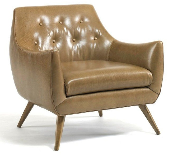 Exceptionnel Precedent Furniture Marley Leather Chair L4168 C1