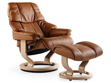 Stressless by Ekornes Stressless® Reno Large Classic Base 1164015
