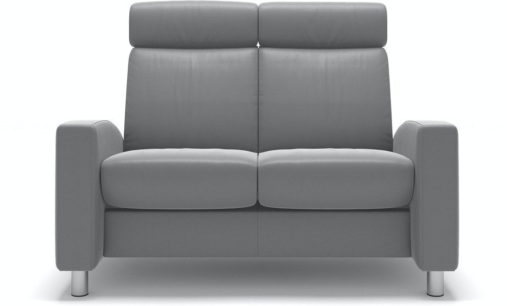 Stressless Arion 19 A10 Loveseat High Back