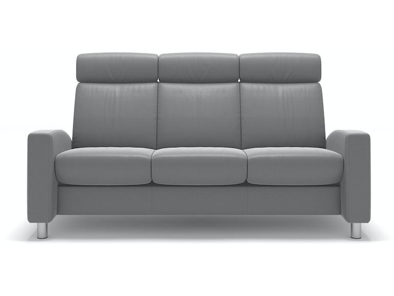 Stressless by Ekornes Living Room Stressless® Arion 19 A10 Sofa High ...
