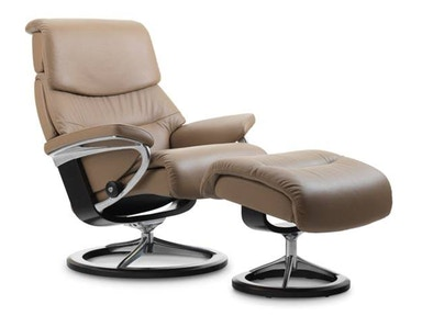 Stressless by Ekornes Stressless® Capri Large Signature Base Stressless Capri Large Signature Base