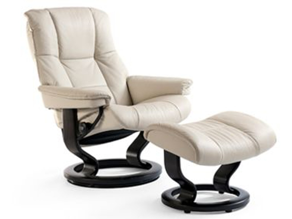 Stressless By Ekornes Mayfair Small Classic Base 1059015