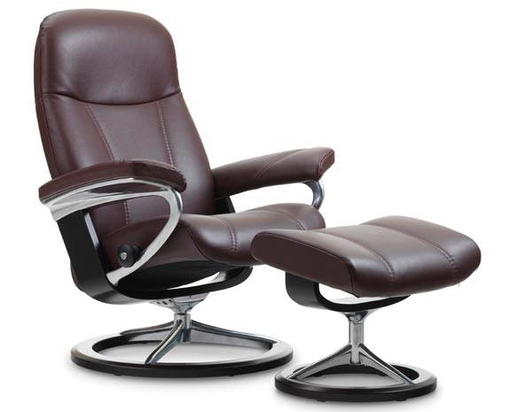 Stressless by Ekornes Living Room Stressless® Consul Medium