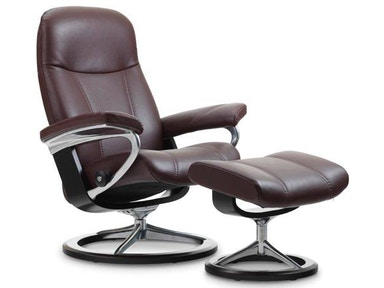 Stressless by Ekornes Stressless® Consul Large Signature Base Stressless Consul Large Signature Base