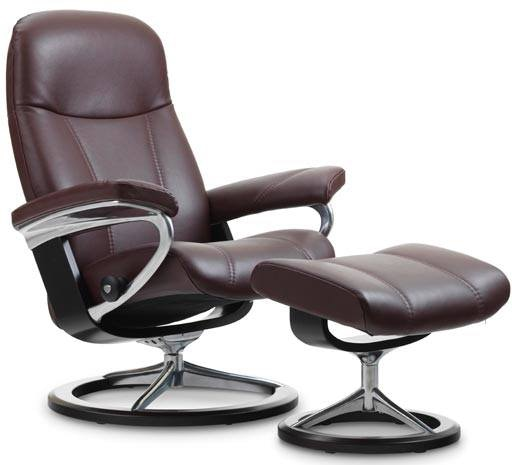 Stressless By Ekornes Living Room Stressless 174 Consul Large