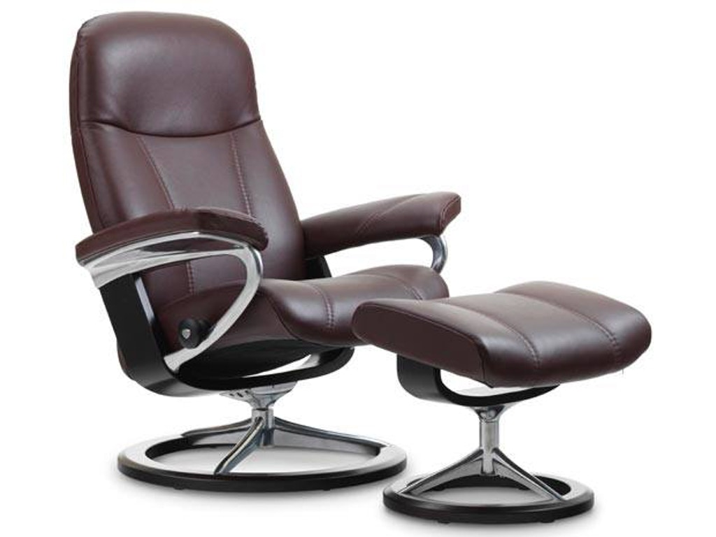 Stressless Consul Medium Signature Base