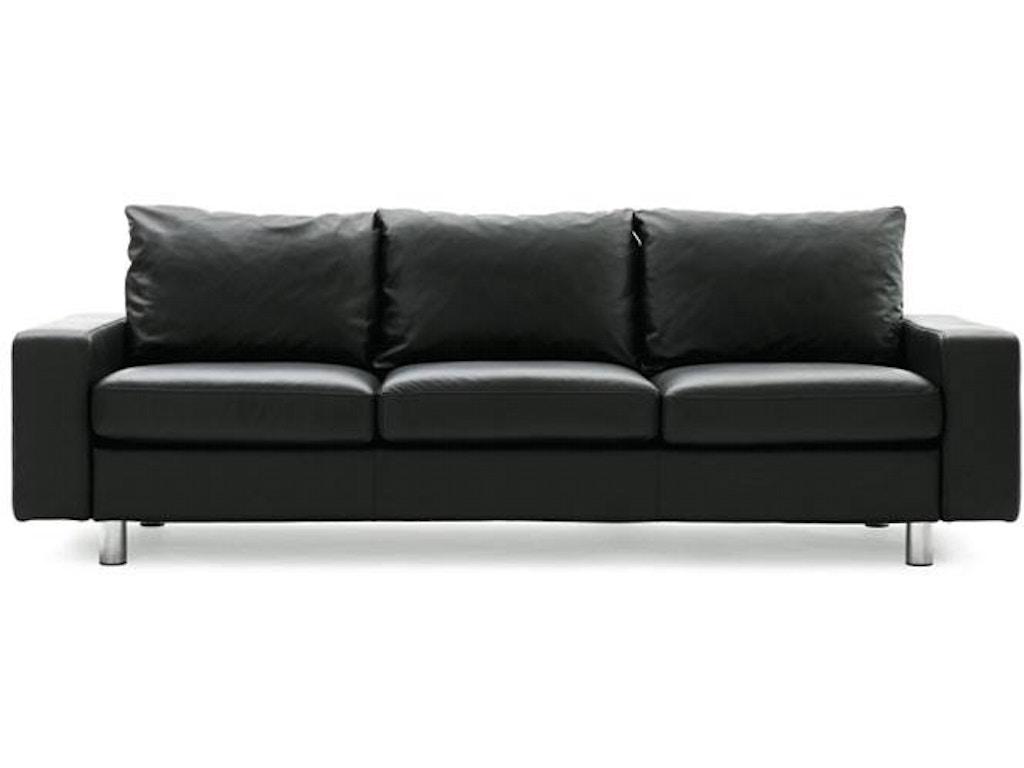 Pleasant Stressless By Ekornes Living Room Stressless Emma 200 Sofa 1421030 Walter E Smithe Furniture Design Short Links Chair Design For Home Short Linksinfo