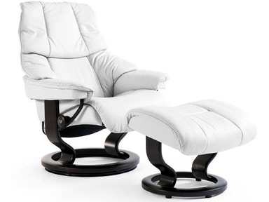 Stressless by Ekornes Stressless® Reno Medium Classic Base 1169015