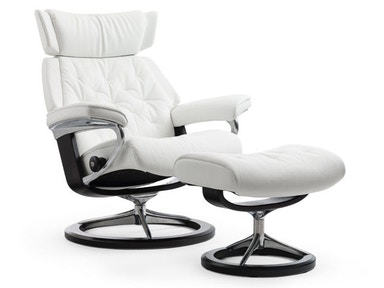 Stressless by Ekornes Stressless® Skyline Large Signature Base Stressless Skyline Large Signature Base