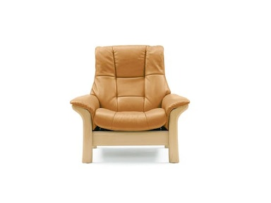 Stressless by Ekornes Stressless® Buckingham Highback 1 Seater Large Stressless Buckingham Highback 1 Seater Large