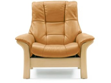 Stressless by Ekornes Stressless® Buckingham Highback 1 Seater Large 1185010