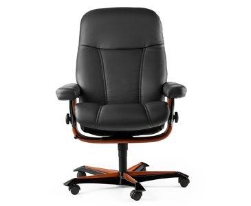 Stressless by Ekornes Stressless® Consul Office  sc 1 st  Goodu0027s Furniture & Stressless by Ekornes Furniture - Goodu0027s Furniture - Kewanee IL