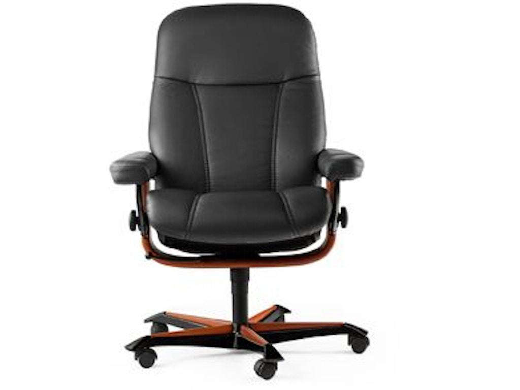 Home Office Stressless Consul Office 1005096 Swann 39 S