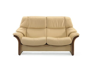 Stressless by Ekornes Stressless® Eldorado Highback 2 Seater Medium Stressless Eldorado Highback 2 Seater Medium