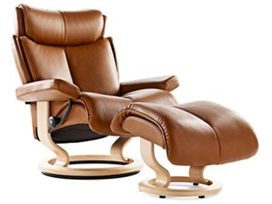Stressless by Ekornes Stressless® Magic Medium Classic Base 1144015