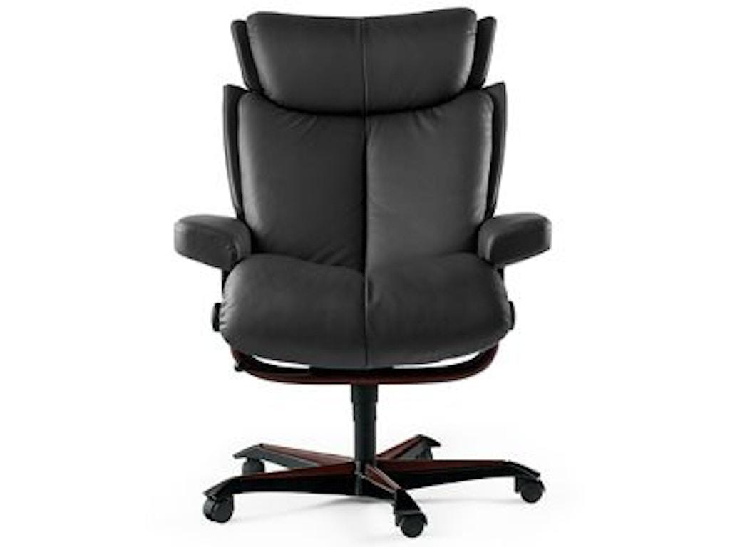 Home Office Stressless Magic Office 1144096 Swann 39 S