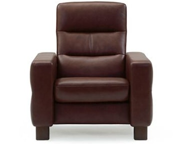 Stressless by Ekornes Stressless® Wave Highback 1 Seater Medium 1125010