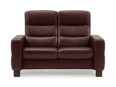 Stressless by Ekornes Stressless® Wave Highback 2 Seater Medium 1125020