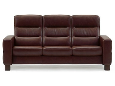 Stressless by Ekornes Stressless® Wave Highback 3 Seater Medium 1125030