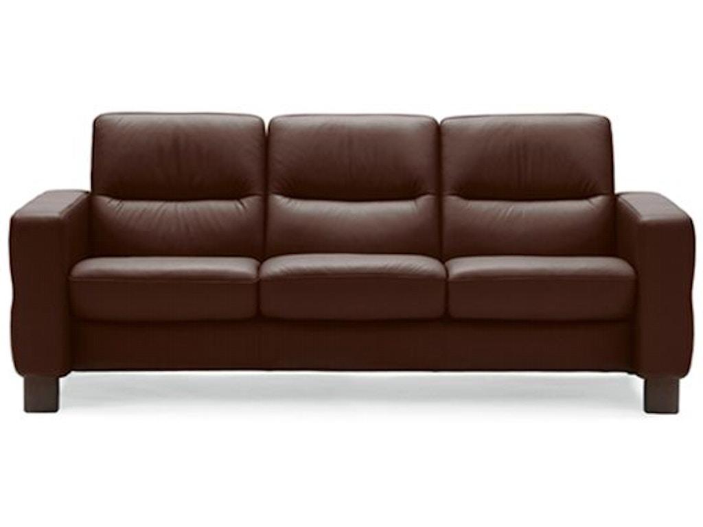 Superb Stressless By Ekornes Living Room Stressless Wave Lowback 3 Creativecarmelina Interior Chair Design Creativecarmelinacom
