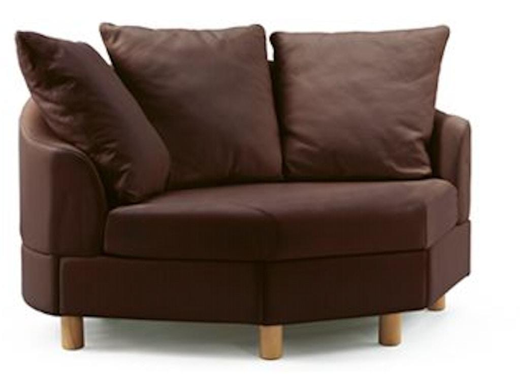 Stressless by ekornes living room stressless wave for Furniture anchorage