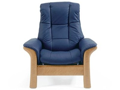 Stressless by Ekornes Stressless® Windsor Highback 1 Seater Medium 1195010