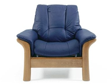 Stressless by Ekornes Stressless® Windsor Lowback 1 Seater Medium 1193010