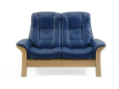 Stressless by Ekornes Stressless® Windsor Highback 2 Seater Medium 1195020