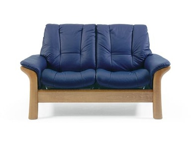 Stressless by Ekornes Stressless® Windsor Lowback 2 Seater Medium 1193020