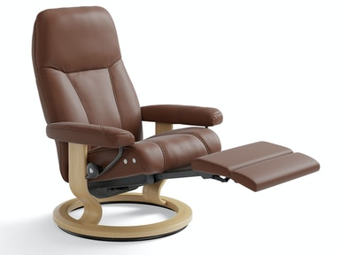Stressless by Ekornes Stressless® Consul Medium LegComfort Stressless Consul Medium LegComfort