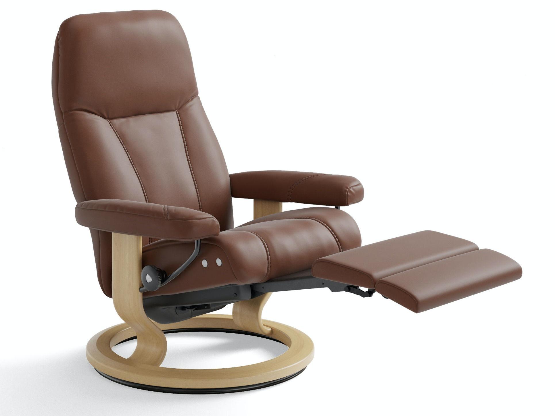 Stressless By Ekornes Stressless® Consul Large LegComfort