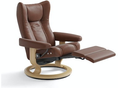 Stressless by Ekornes Stressless® Wing Large LegComfort 1060715