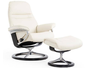 Stressless by Ekornes Stressless® Sunrise Medium Signature Base Stressless Sunrise Medium Signature Base