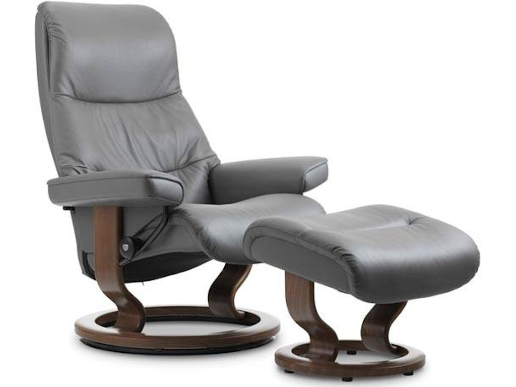 stressless by ekornes living room stressless view large classic base 1308015 feige 39 s. Black Bedroom Furniture Sets. Home Design Ideas