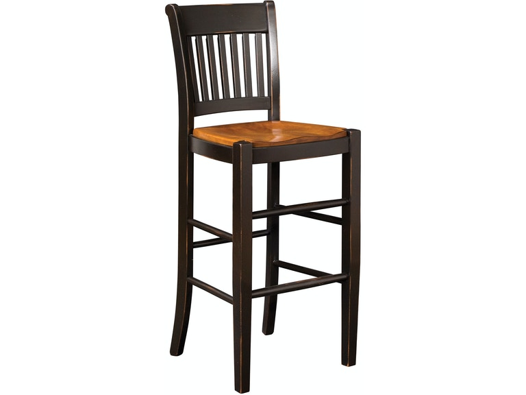 Nichols And Stone Bar And Game Room American Heritage Stool