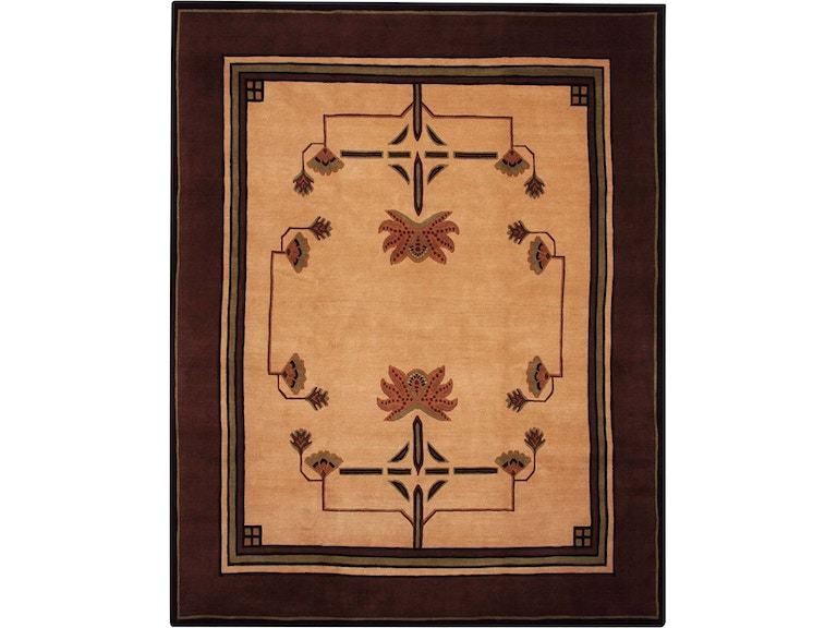 Stickley Dahlia Rug Ru 1410 10r