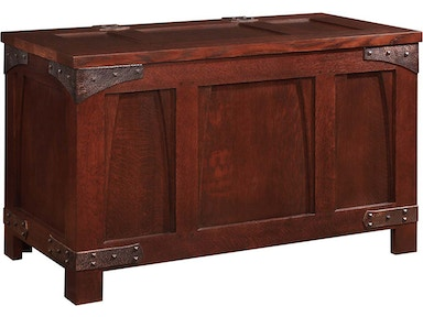 Stickley Bedroom Blanket Chest 89-097 - Gorman\'s - Metro ...