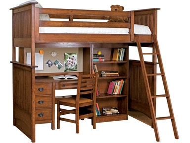 Stickley Home Office Student Desk An 1988 032 Finesse