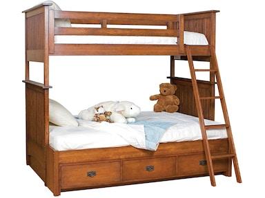 Stickley Youth Bunk Bed Kit An 1970 Kit 032 Thomasville Of Arizona Phoenix Az