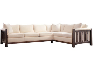 Stickley Highlands Sectional 89-9800-Sectional
