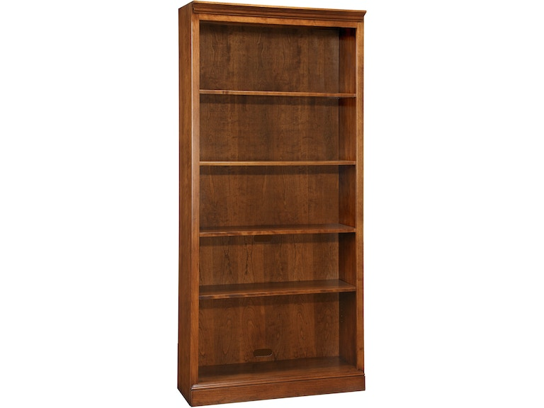 Stickley Home Office Tall Bookcase 4325 West Coast Living
